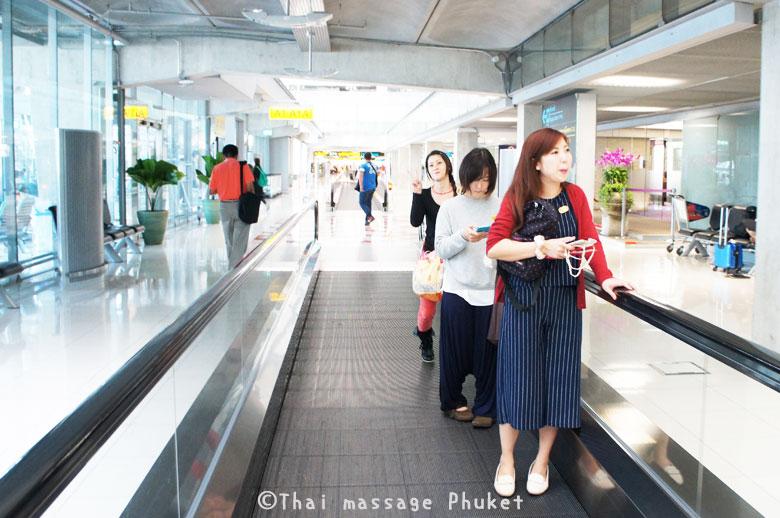 BANKOK スワンナプーム国際空港