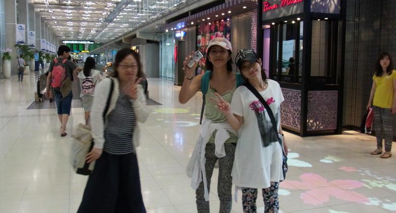 BANGKOK-スワンナプーム空港